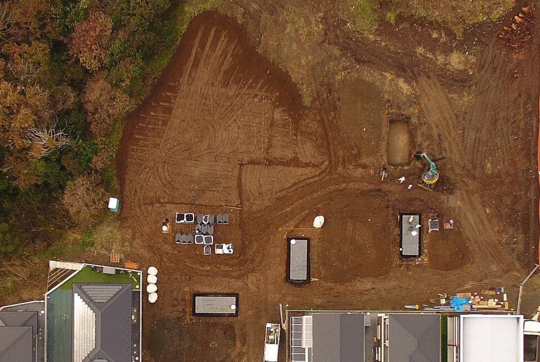 ドローン土木測量